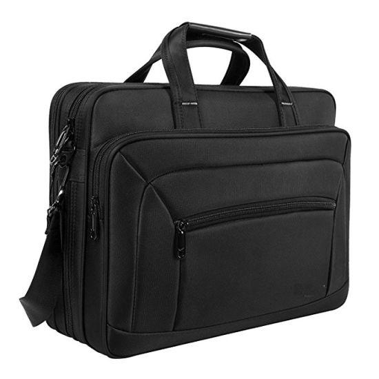 35ef4c8c8a Laptop Bag Fashion Travel Briefcase with Orjanizer Expandable Large Hybrid  Shoulder Bag Business Message Briefcase (